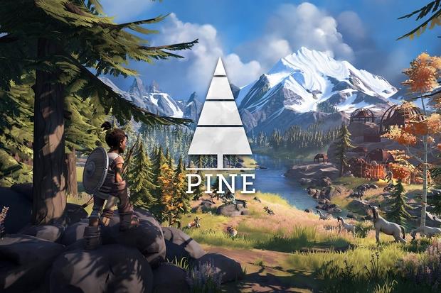 Pine está gratuito na Epic Games Store