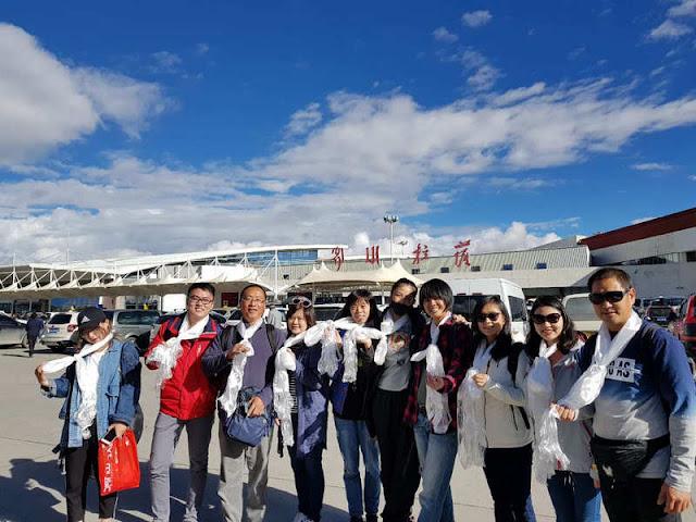 西藏旅遊行李打包