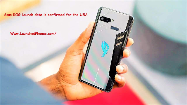 This is the latest Asus Gaming mobile telephone Asus ROG launch engagement inwards the USA confirmed