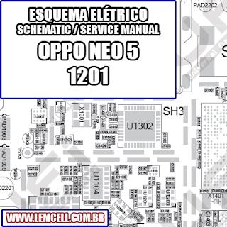 Esquema Elétrico Smartphone Oppo Neo 5 1201 Manual de Serviço   Service Manual schematic Diagram Cell Phone Smartphone Celular Oppo Neo 5 1201      Esquematico Smartphone Celular Oppo Neo 5 1201