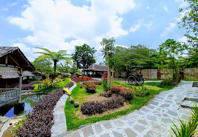 Agrowisata Bhumi Merapi Yogyakarta