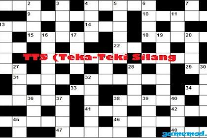Download game TTS (Teka-teki silang)