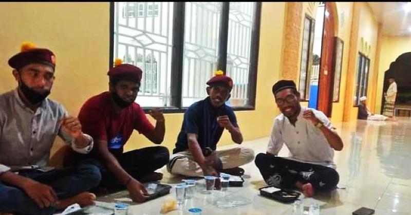 PMKRI Langgur Bersama Remaja Masjid Kawal Pelaksanaan Ibadah Puasa