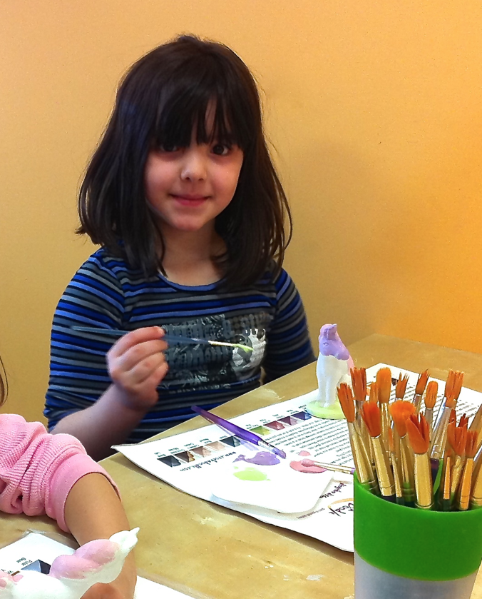 March Break fun at Crock A Doodle