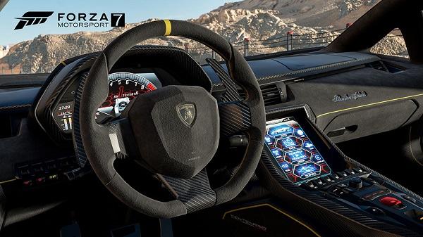 Deskripsi Spesifikasi Forza Motorsport  Info Spesifikasi Forza Motorsport 7 (Microsoft)