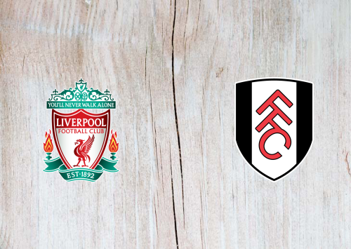 Liverpool vs Fulham -Highlights 07 March 2021