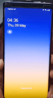 frp samsung note 9 PIE TESTED