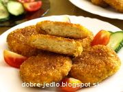 Kalerábové fašírky - recept