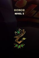 honor level 2 in lol