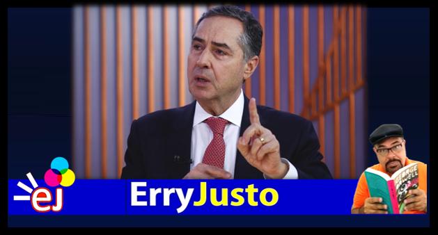 VOCÊ CONHECE O MINISTRO LUÍS ROBERTO BARROSO? AINDA NÃO? ENTÃO CONHEÇA-O - OS 11 SUPREMOS (Vídeo)