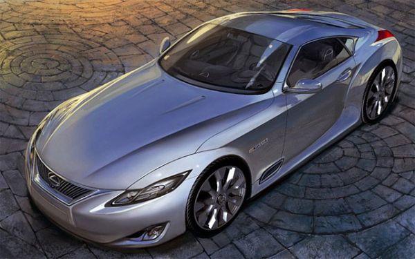 Lexus LC 600h