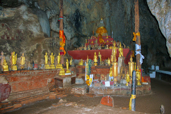 Grotte di Pak Ou