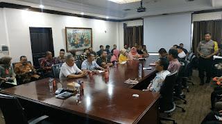 Bupati Lumajang Beri Surat Peringatan  PT. PSI