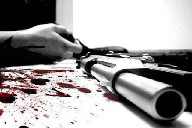 gun-trigger-pressed-by-foot-slipping-young-mand-died
