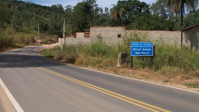 Prefeito de Jacutinga(MG) anuncia que vai licitar obra de asfalto da estrada que liga a Pinhal