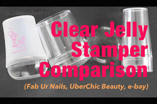 Clear Jelly Stamper Comparison