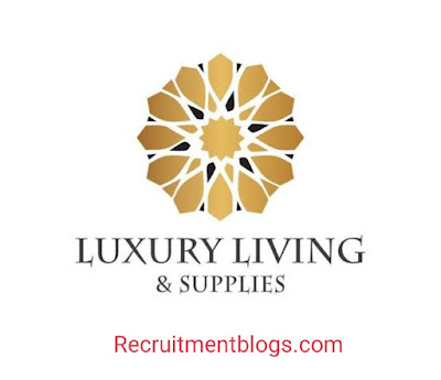 FF&E Junior Technical Office Engineer At  LUXURY LIVING & SUPPLIES