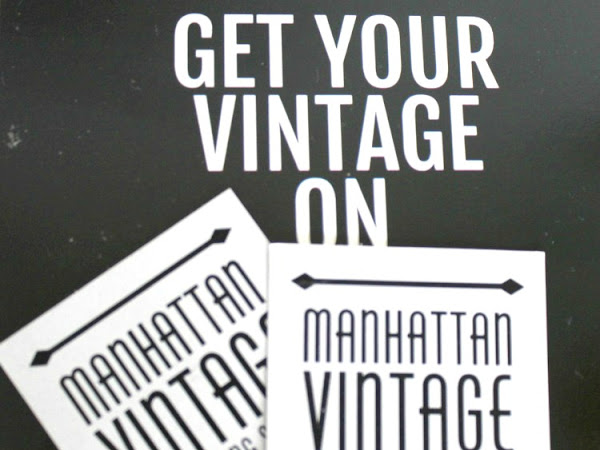 A Lovely Afternoon At The Manhattan Vintage Show