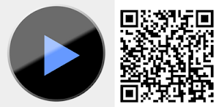 Mx player QR code