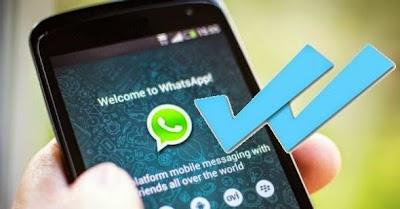 تحديث جديد لمنع ظهور العلامات الزرقاء و تطبيق للدخول إلى الوتساب دون معرفة أصدقاءك ذلك