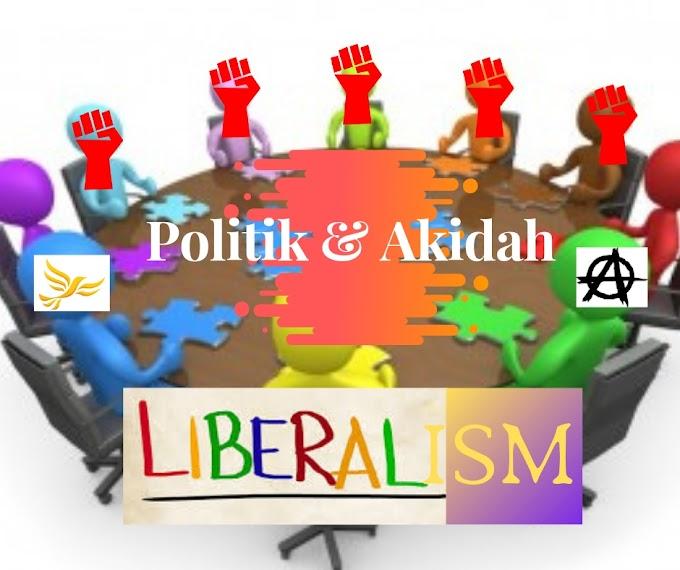 """APA YANG GENG LIBERAL MAHU DALAM WACANA """"POLITIK DAN AKIDAH""""??"""