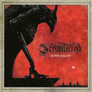 "Tribulation - ""The World"" (audio) from the album ""Down Below"""
