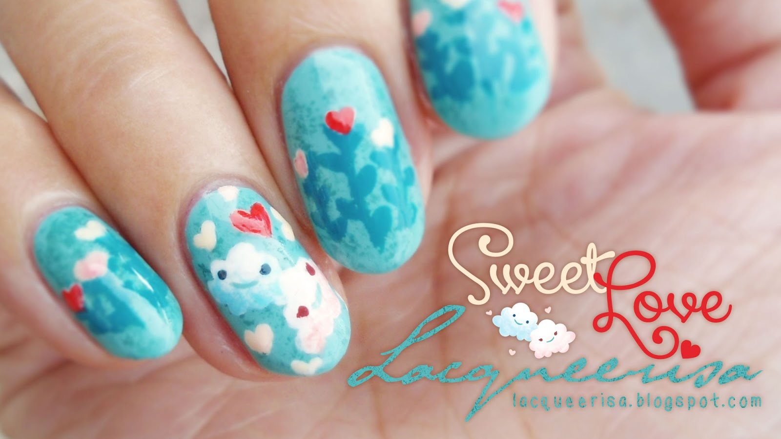 Lacqueerisa: Sweet Love