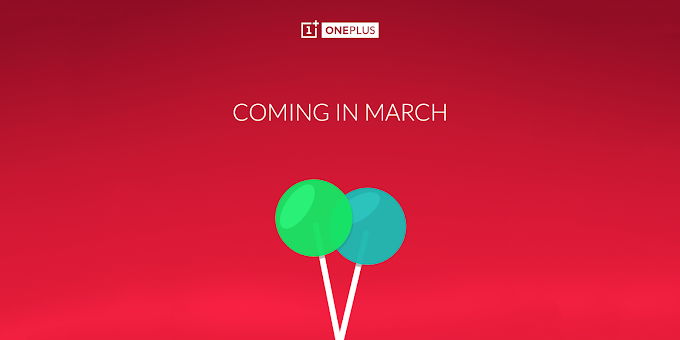 OnePlus One will be updated to Lollipop by the end of March, owners can choose between Oxygen and Cyanogen