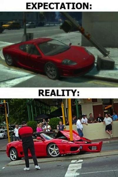 Meme Harapan VS Realita Ini Bikin Kamu Sesak Napas Ngakak, 5 Meme Harapan VS Realita Ini Bikin Kamu Sesak Napas...! Coba untuk Tidak Tertawa..