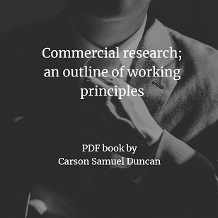 Commercial research