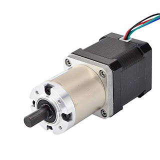 Some Question on Stepper Motors, Gear Reduction and Microstep Driver