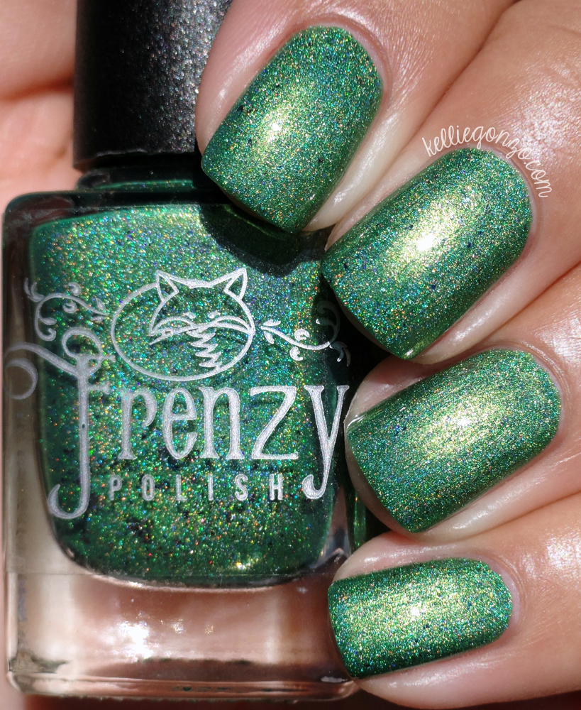 Frenzy Polish Brilliant Blur