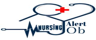 nursing job alert logo
