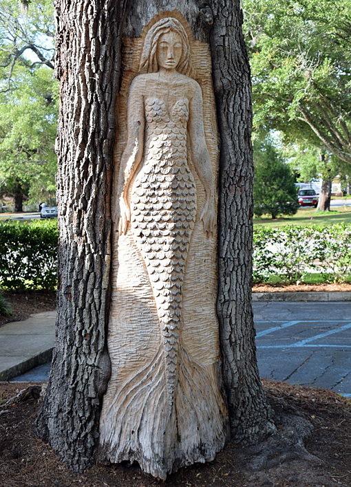 Tree Spirit | St. Simons Island | Photo: Travis S. Taylor