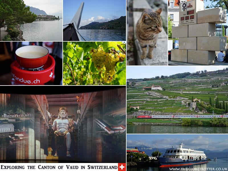 Exploring the Canton of Vaud in Switzerland