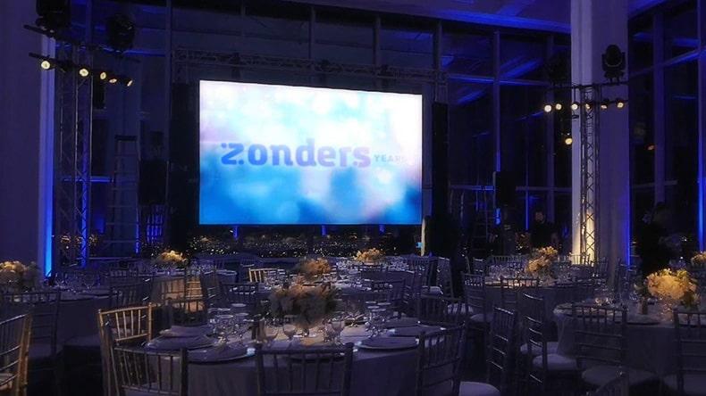 Вечеринка компании Zonders