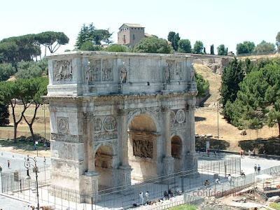 Roma en cuatro días Foro