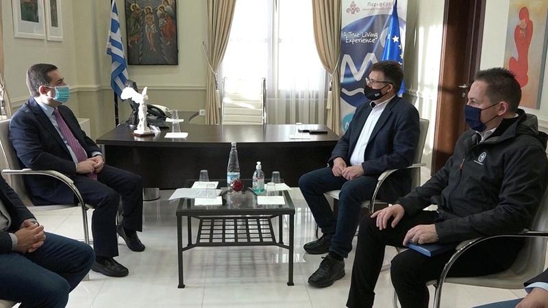 Ανακοίνωση της Τ.Ε. Έβρου του ΚΚΕ για την επίσκεψη Μηταράκη - Πέτσα στον Έβρο