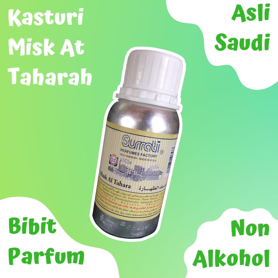 Parfum Misk At-Toharoh (مسك الطهارة) Asli Saudi 3ml