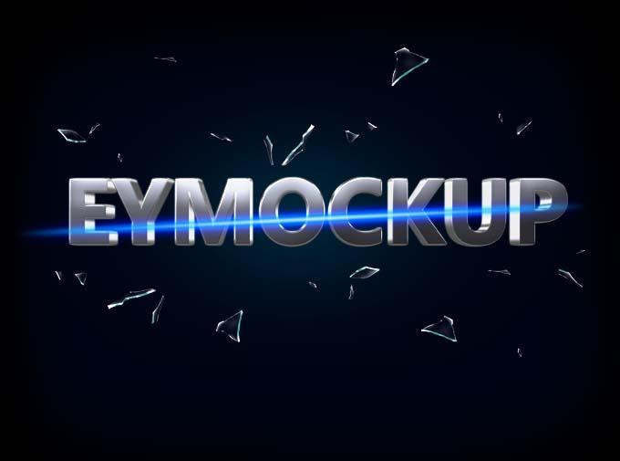 Movie PSD Mockup