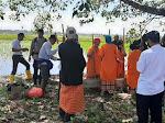 Pesta Panen, Warga di Desa Wanio Timoreng Gelar Acara Mappadendang