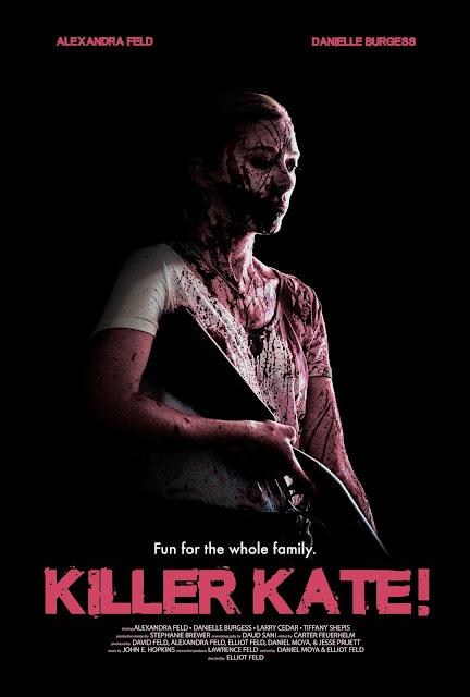 Killer Kate poster