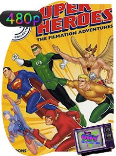 Dc Super Heroes The Adventures Filmation (1967) Temporada 1 [480p] Latino [GoogleDrive] SilvestreHD
