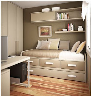 Memang kamar tidur menjadi daerah yang paling sering anda tempati di rumah anda Tips Menata Kamar Tidur