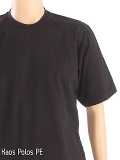 Juragan Kaos Polos Bahan Polyester Terpercaya di Puncak Jaya