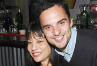 Jake Johnson And Wife Erin Payne