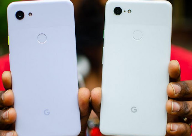 What camera does the Google pixel 3a have?