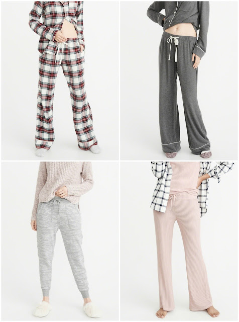Abercrombie: PJ Pants only $13 (reg $48) + Free Shipping!