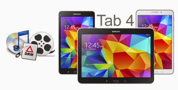 Enjoy iTunes Movie on Samsung Galaxy Tab 4