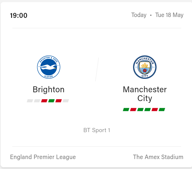 Brighton vs Manchester City Preview and Prediction 2021